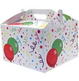 Open Party Balloon Box