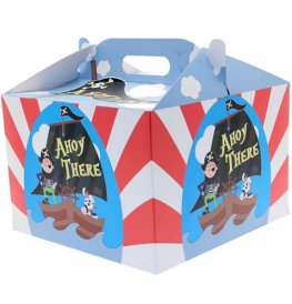 Pirate Party Balloon Box