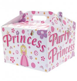 Princess Party Balloon Box