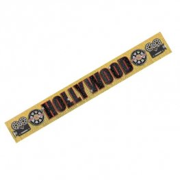 Hollywood Fringe Letter Banner