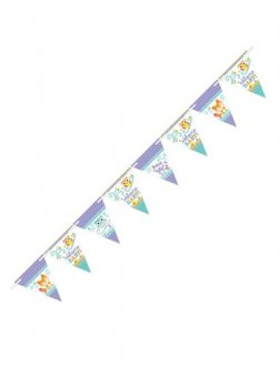 Woodland Welcome Pennant Banner 1pk