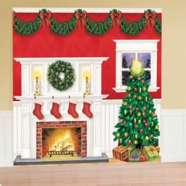Christmas Scene Setter Decorating Kits