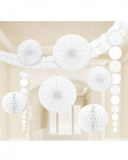 White Party Decoration Kit