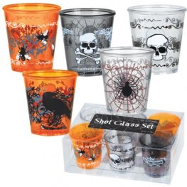 Shocktail Shot Glass Set x6