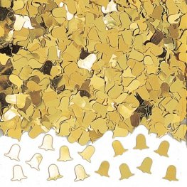 Wedding Bells Metallic Confetti