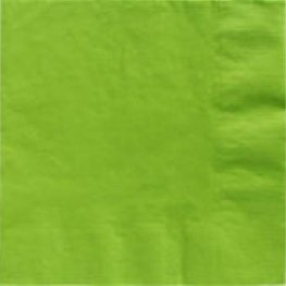 Kiwi Green 2ply Luncheon Napkins 20pk