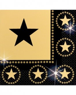 Star Attraction Napkins 16pk