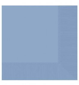 Pastel Blue 2ply Dinner Napkins x20