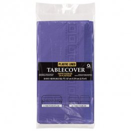 New Purple Paper Tablecover