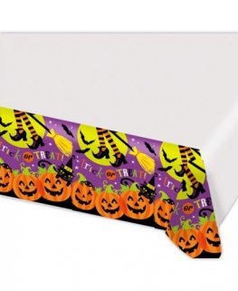 Witches Crew Plastic Table Cover 1pk