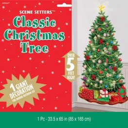 Classic Christmas Tree Scene Setters Add Ons