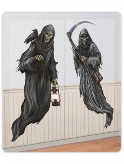Haunted House Scene Setter Add Ons 2pk