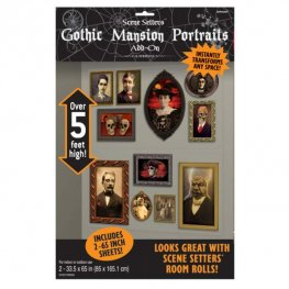 Gothic Portraits Add Ons