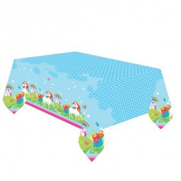 Unicorn Plastic Tablecover