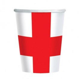England Paper Cups 8pk