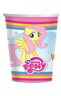 My Little Pony Paper Cups 8pk