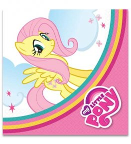 My Little Pony Luncheon Napkins 20pk