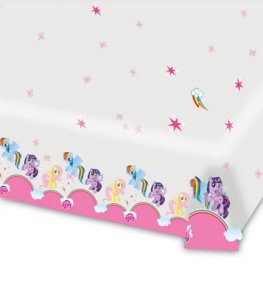 My Little Pony Plastic Tablecover 1pk