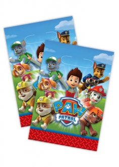 Paw Patrol Party Loot Bags 8pk
