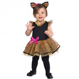 Baby Cutie Cat Halloween Costume Age 12-24 Months