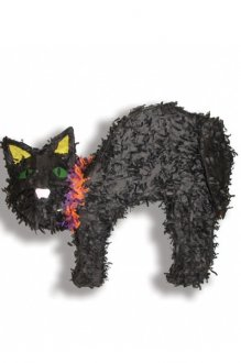 Black Witches Cat Pinata