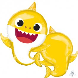 Baby Shark Supershape Balloons