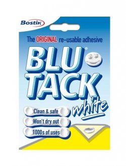 Bostik Original White Handy Blu Tack