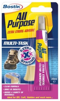 Bostik All Purpose Extra Strong Adhesive