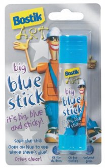 Bostik Big Blue Glue Stick