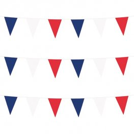 Tricolour Bunting