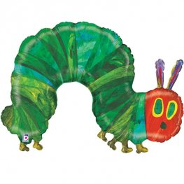 Hungry caterpillar Shape Balloons
