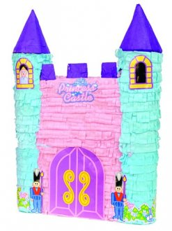 Princesses Castle Pinata