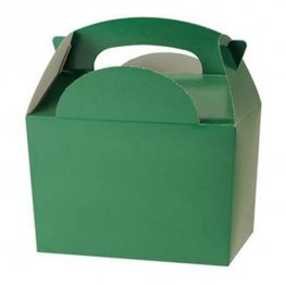 Green Party Box With Handle