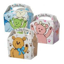Teddy Party Box