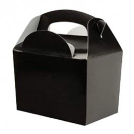 Black Party Box With Handle