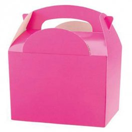 Pink Party Box With Handle