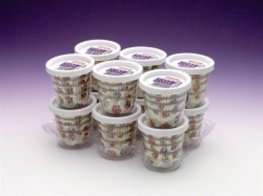 Floral Cake Cases x12 Packs Of 100