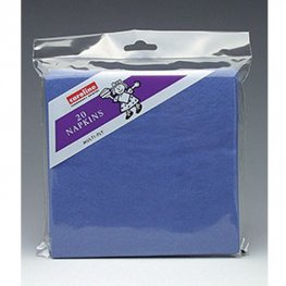 Dark Blue Napkins 6 Packs Of 20