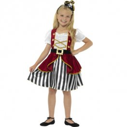Deluxe Pirate Girl Costumes