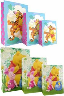 Tigger And Winnie Gift Bags