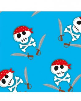 Pirate Lunch Napkins 30pk