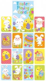 Easter Snap Card Game