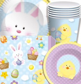 Easter Tableware Set