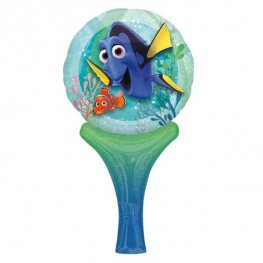 "6"" Finding Dory Inflate A Fun Air Filled Balloons"