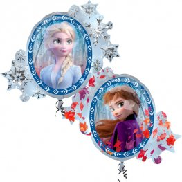 Disney Frozen 2 Supershape Balloons