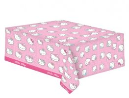 Hello Kitty Plastic Tablecover x1