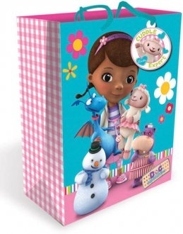 Doc McStuffins Large Gift Bag