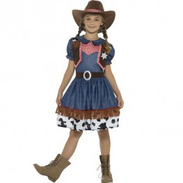 Texan Cowgirl Costumes