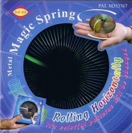 Magic Spring Slinky