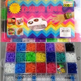 Loom Band Moveable Kit